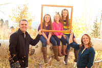 Cox Family October 2012